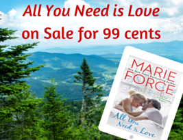 All You Need is LoveOn Sale for 99 cents